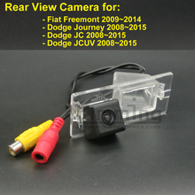 Car Rear View Camera for FIAT Freemont Dodge Journey JC JCUV 2008 2009 2010 2011 2012 2013 2014 2015 Wireless Reversing Camera