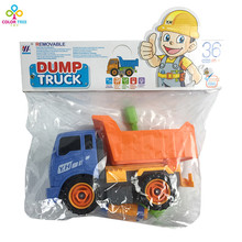 Toy Construction Truck Vehicle Car Model Toy Vehicle Dump Gift For Kids