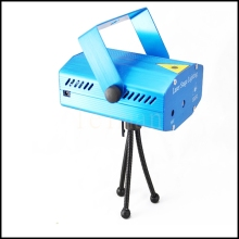 Laimanice Blue/Black Mini Lazer Pointer Projector light DJ Disco Laser Stage Lighting for Xmas Party Show Club Bar Pub Wedding
