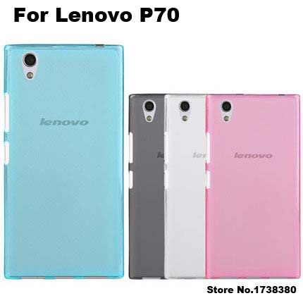 Lenovo P70 Case Cover Matte Pudding Soft TPU Cover Protective Case Lenovo P70 Multi Colors Lenovo P70 Cover Case