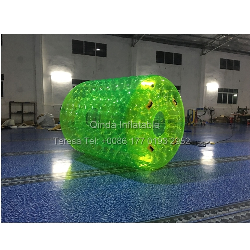 inflatable water roller ball(27)