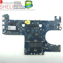 For Dell E6220 laptop motherboard for intel HD graphic 0862D8 VIDA-6050A2428801-MB-A01 SR046/I5-2540M CPU