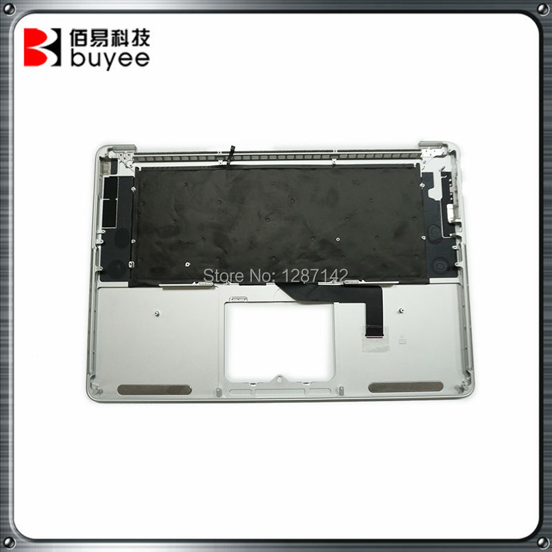 Replacement Palmrest C cover For MacBook Pro Retina 15 A1398 Top Case C Cover With US Keyboard 2012 Year  MC975 MC976<br><br>Aliexpress