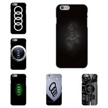 For Cool Audi Car Logo For Samsung Galaxy A3 A5 A7 J1 J2 J3 J5 J7 2015 2016 2017 S8 Plus Soft TPU Silicon Cell Phone Cases