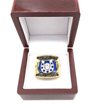 2017 hot sale Free Shipping 1970 Indianapolis Colts championship ring Super Bowl Replica Championship Ring for fans(China)