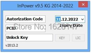 InPower 9.5v Software with keygen UNLOCK unlimited<br><br>Aliexpress