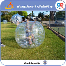 Amazing+Free shipping,1.5m TPU inflatable bumper ball, body zorb ball, bumper ball, Factory Wholesale price