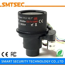 "2.7-13.5mm Motorized Zoom Auto Focus M14 Mount  CCTV Lens 1/2.7"" HD 6MP Megapixels Lens For IP Security Camera"