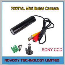 1/3'' Sony 960H EXview HAD CCD 700TVL Effio-E 0.001Lux Mini Bullet Camera with 3.6mm Board Lens sony camera security cctv video