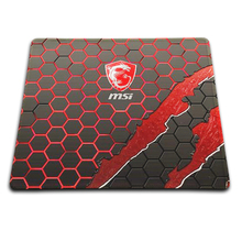 Hot Sale Printing MSI Rubber Mouse Pad PC Computer Gaming Mouse Pads Anti-slip Optical Gamer Speed Mice Play Mats