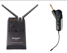 Baomic BM-5A UHF PLL Instrument / Interview Wireless System / UHF PLL Guitar Wireless System Hot High Quality free shipping