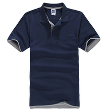 Brand New Men's Polo Shirt For Men Desiger Polos Men Cotton Short Sleeve shirt clothes jerseys golftennis Plus Size XS- XXXL