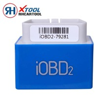 100% Original Xtool iOBD2 MFi BT Diagnostic Tools For VW AUDI/SKODA/SEAT Support Android & IOS By Bluetooth Free Software Update