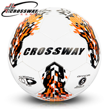 CROSSWAY NEW Hotsale soccer ball adult Official Size 5 football 11 people team sporting futbol Match Training teenager gift 526(China)