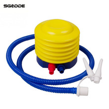 High Quality Foot Inflatable Pump Inflatable Small Air Pump Swimming Ring Small Tools for Inflatable Toy Ball(China)