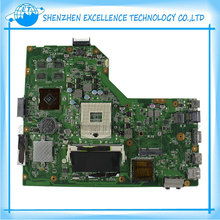 Hot! Original laptop Motherboard K54LY REV : 2.1 For Asus K54LY X54H K54HR X54HR A54H A54HRA54HY NOTEBOOK PC tested well