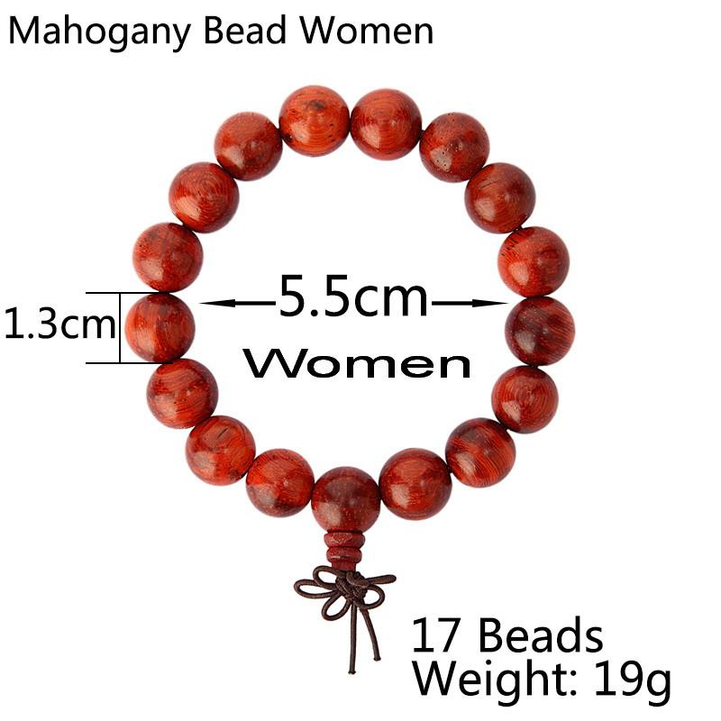 B43W-Mahogany Bead Women19g171.3cm5.5cm