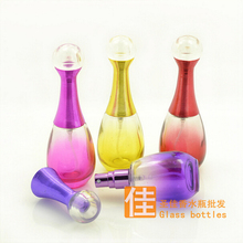 Capacity 20ml 100pcs/lot factory wholesale Perfume bottle packaging. Lotion spray bottle