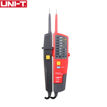 UNI-T UT18B Voltmeter 690V AC DC Voltage Meter Waterproof Test Pen RCD Testers LED Indication Auto Range Worklight Free Shipping(China)