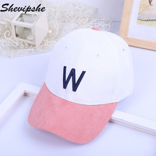 Letter Print Baseball Caps Fox Embroidery Hats Cotton Hat Summer Cap For Women Snapback  Hip Hop Caps Casquette Gorras Dad Hat