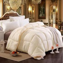2017 white/pink/beige warm winter quilt Gosse Down comforter feather duvet