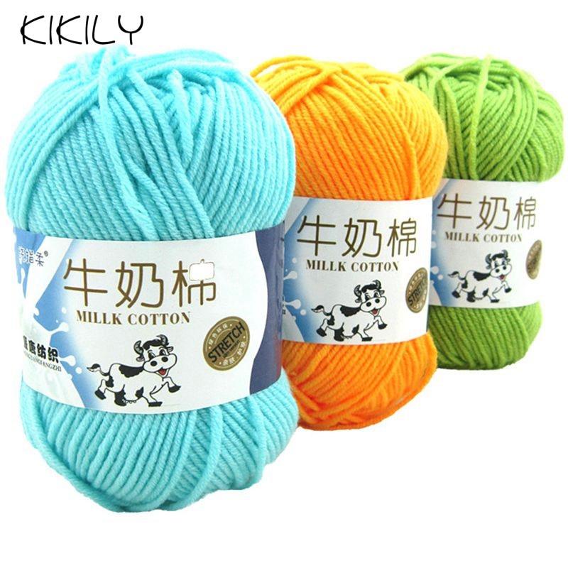 Пряжи для ручного вязание для детей