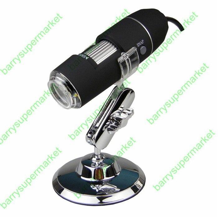 1600X Practical New 2MP USB 8 LED Digital Microscope Endoscope Magnifier 1600X Camera<br>