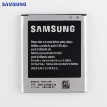 SAMSUNG Original Battery B100AE For SAMSUNG Galaxy Ace 3 Ace 4 S7898 S7278 S7272 S7568i S7278 i679 S7270 S7262 i699i G313H G318h(China)