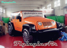 4m Advertising Inflatable Off-Road Vehicle Replica Inflatable Jeep