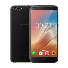 DOOGEE X30 3G Mobile Phones Android 7.0 2GB RAM 16GB ROM Quad Core Smartphone 2x8.0MP+2x5.0MP Four Cameras 5.5 inch Cell Phone(China)