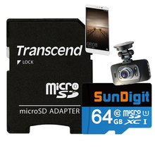 Brand New SunDigit Memory Card 16 32 64 GB Micro SD SDHC SDXC Card Class10 UHS-I 32GB TF Card For Car DVR Smartphone Tablet PC