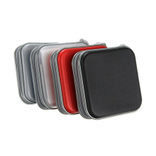Popular 40 CD DVD Disc Storage Carry Case Cover Holder Bag Hard Box - Red