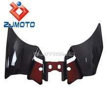 New Motorcycle Saddle Shields Air Heat Deflector For Harley Davidson 2000-2016 Softail Models