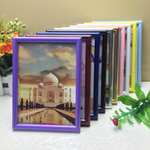 Retro Design Picture Frame Plastic Photo Frame Wonderful Home Decorations Birthday Christmas Wedding Gift(China)