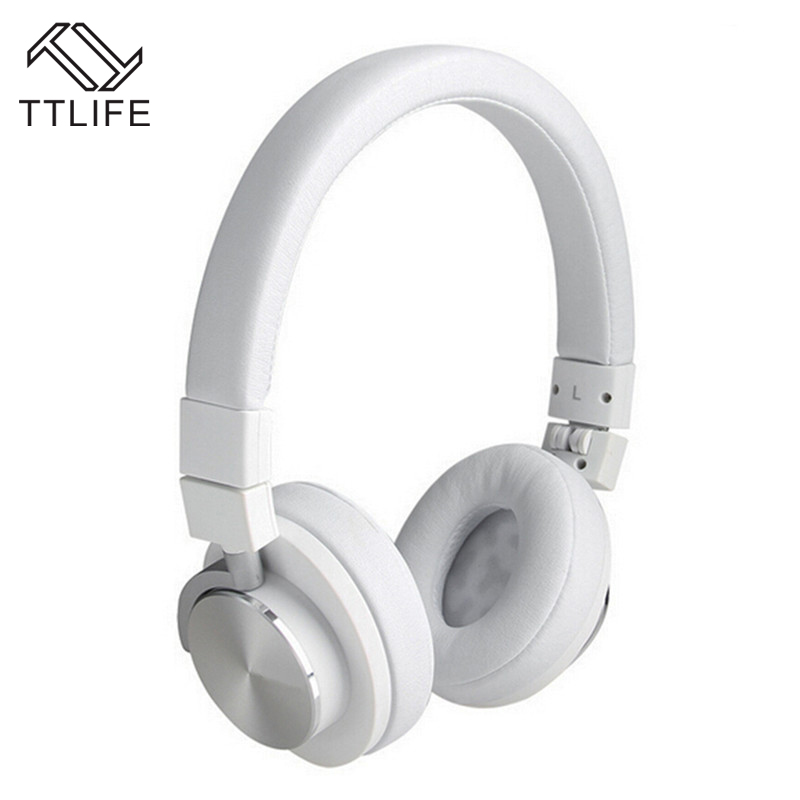 Fashion TTLIFE Brand Heavy Bass Stereo Wired Music Headband Headphones 3.5mm Gaming Headphone Gamer Headset To Mp3 Computer<br><br>Aliexpress
