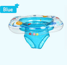 Inflatable Baby's Swimming Seat Pool Floats Kids Toy Water Boat Summer Party Fun For Baby's Pool Inflatable Toys Baby Swim Rings(China)