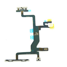 High Quality Power Button For iPhone 6S On Off Flex Cable Mute Volume Button Audio Control Switch Connector Ribbon Replacement