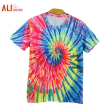 Women/men Rainbow T-shirt Space Galaxy T Shirt Short Sleeve Fashion 3d Print T Shirt Tee Tops Free Shipping Plus Size M/L/XL/XXL