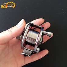 Full Metal Fly Fishing Reel 2+1BB 1:1 Aluminum Alloy Die Casting Fly Reel Fishing Reel Fishing Gear Fishing Tackle(China)