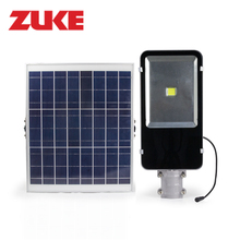 2000Lumens IP65 Solar Garden Lamp 20W COB Road Street Light Solar Powered Street Nightlights Park Led Lighting System(China)