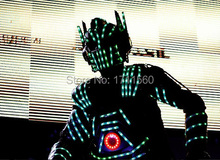 LED Robot suits/ LED Costume /LED Clothing/LED Light suits/ Alexander robot suit