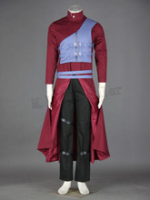 Hot Naruto Anime Gaara Seventh generation Cosplay Clothes Costume Cartoon Character Costumes free shipping