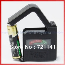 Universal 9V AA AAA C D Button Battery Tester Checker #L057# new hot