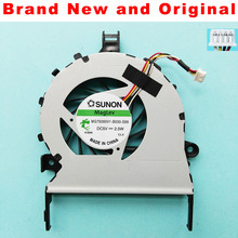 Brand New and original CPU fan for Acer Aspire 5745 5745G laptop fan cooler cpu cooling fan MG75090V1-B030-S99(China)