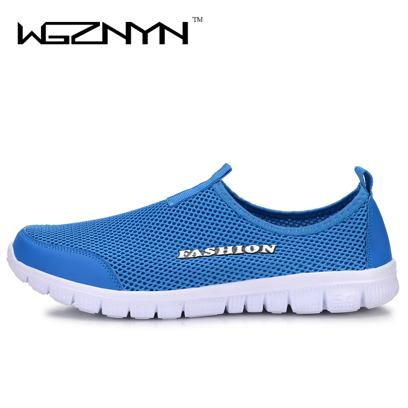2017 Summer Style Breathable Mesh Shoes Man Loafers Size Plus 38-46 Men Shoes Male Casual Slip on Network Shoe Zapatillas Hombre<br><br>Aliexpress