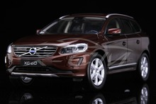 Diecast Car Model Volvo XC60 1:18 (Brown) + SMALL GIFT!!!!!!!!!!!