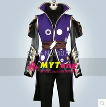 Sengoku Basara3: Utage Samurai Warriors Ishida Mitsunari Man And Women Cos Anime Cosplay Costume Uniforms Clothing