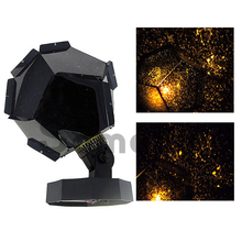 Top Brand Celestial Star Led Lights Romantic Constellation Patterns Projector Lovely Amazing Starry Sky Night Lamps for Party