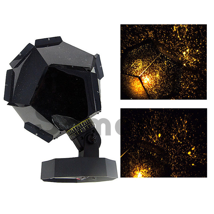 Top Brand Celestial Star Led Lights Romantic Constellation Patterns Projector Lovely Amazing Starry Sky Night Lamps for Party(China (Mainland))