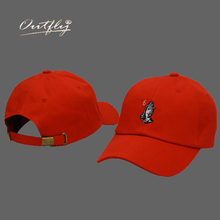 Drake cap 6 God Pray Cap youth red hat Women Men Baseball Cap Cotton Snapback hat unisex Adjustable Casquette dad hats b036